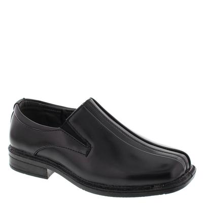 Deer Stags Wings - Boys 8 Toddler Black Slip On Medium