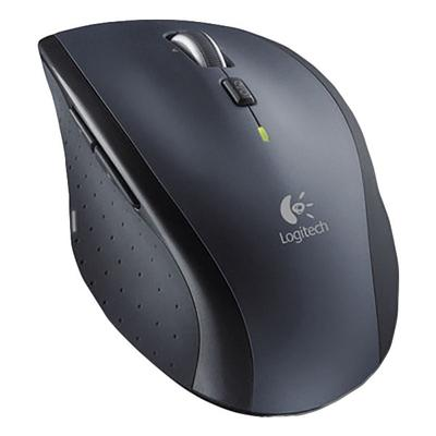 Logitech 910001935 M705 Marathon Black Wireless Laser Mouse