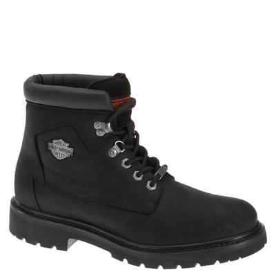 Harley Davidson Men's Badlands - 11 Black Boot D