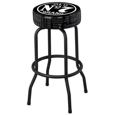 "Jack Daniel's Lifestyle Products 30"" Swivel Bar Stool JD-..."