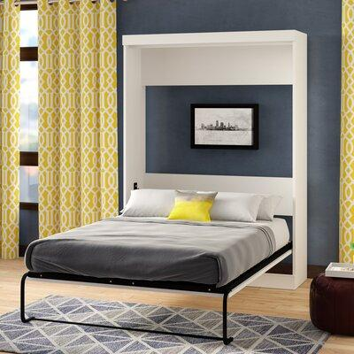 Latitude Run Beecroft Murphy Bed LTRN4671 Size: Full, Hea...