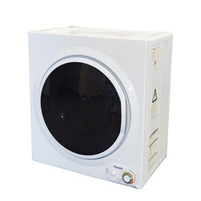 Panda Software Compact Stainless Steel Tumble 1.5 cu.ft P...