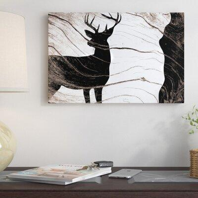 East Urban Home 'Found In The Wild' Graphic Art on Wrappe...