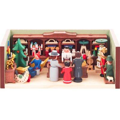 The Holiday Aisle Dregeno Toy Store Matchbox THLA6580
