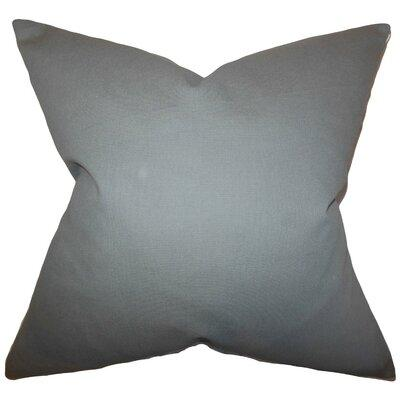 The Pillow Collection Kalindi Solid Throw Pillow Cover P1...