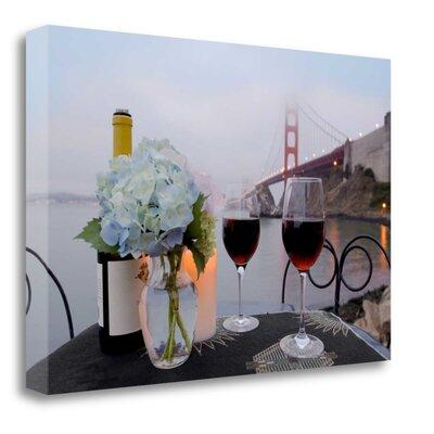 Tangletow Dream Cafe Golden Gate Bridge - 13' Photographi...