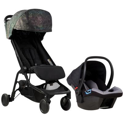 Mountain Buggy Nano V2 Travel System, Limited Edition - Year of the Dog