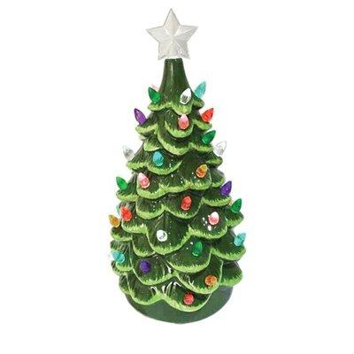 "The Holiday Aisle 14"" Ceramic Tree BI053273"