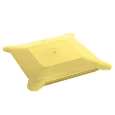 Blendtec 40-209-02-SRV Hard Lid for Wildside+ & Fourside Jars in Sound Enclosures, Yellow