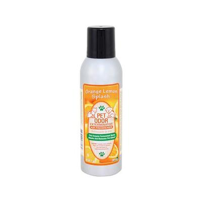 Pet Odor Exterminator Orange Lemon Splash Air Freshener, 7-oz spray