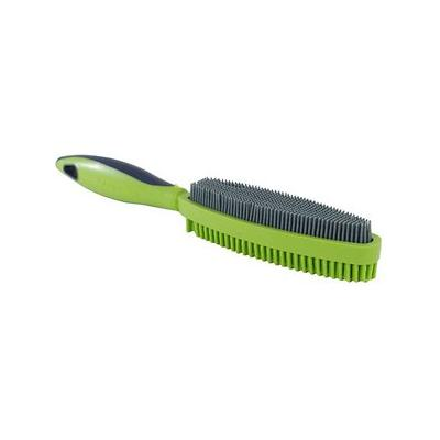 FURemover Duo Dual-Sided Grooming & Hair Removal Dog & Cat Brush, Color Varies