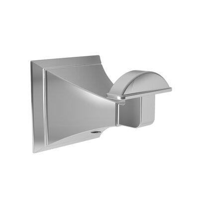 Ginger Cayden Single Wall Mounted Robe Hook 4910/PC Finis...