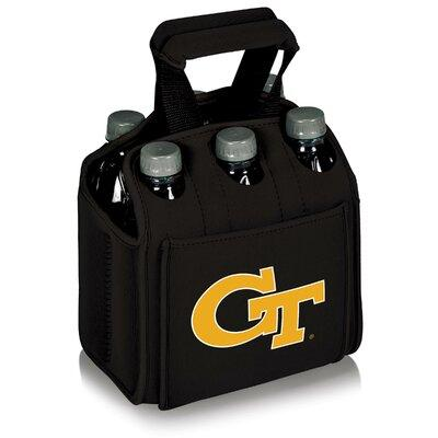 Picnic Time NCAA Six Pack Heavy Duty Cooler 608-00-1 Colo...