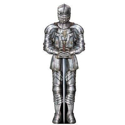 Beistle Medieval Jointed Suit of Armor Standup (Set of 2)...