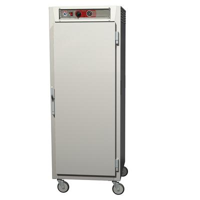 Metro C569-SFS-LPFS Full-Height Mobile Heated Cabinet w/ ...
