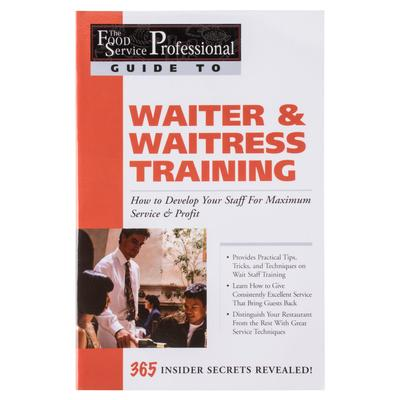 Waiter & Waitress Training: How to Develop Your Staff For...