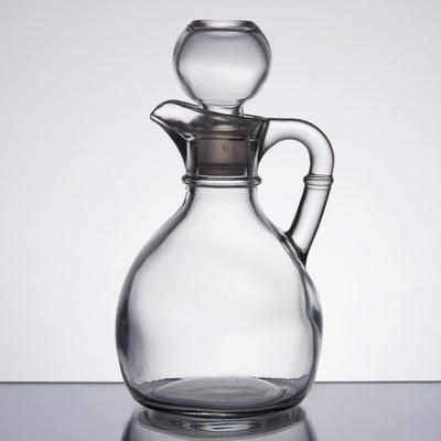 Libbey 75305 6 oz. Cruet with Stopper - 12/Case