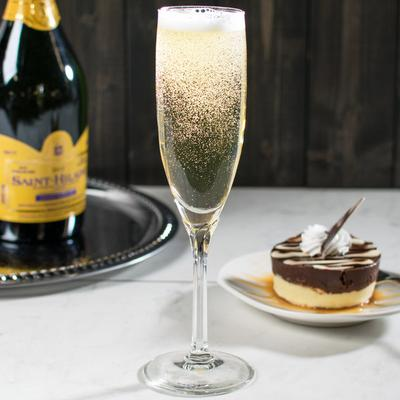 Libbey 8995 Domaine 6 oz. Flute Glass - 12/Case