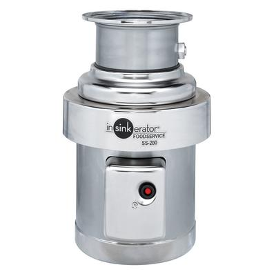 In-Sink-Erator SS-200-27 Commercial Garbage Disposer - 2 ...