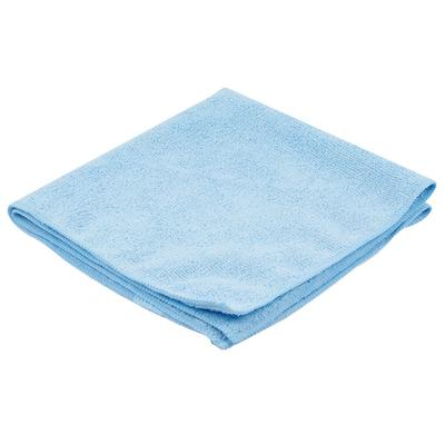 "Carlisle 3633414 16"" x 16"" Blue Terry Microfiber Cleaning..."