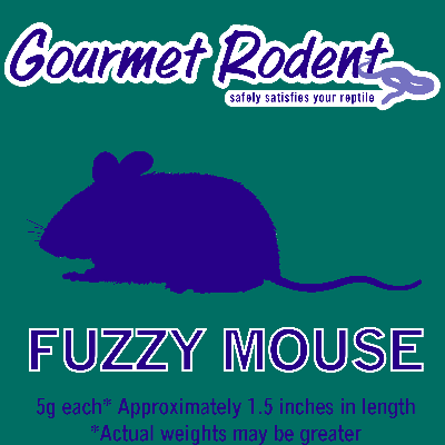 Frozen Fuzzy Mouse - 25 Count, 25 CT