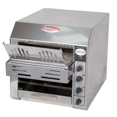 Bakemax BMCT305 Conveyor Toaster - 360 Slices/hr w/ 1.5 Product Opening, 120v on Sale