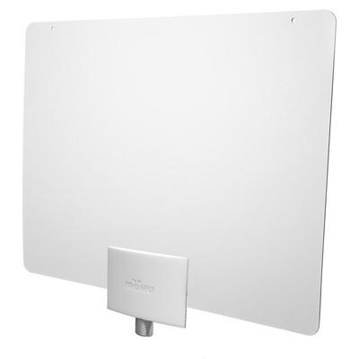 Mohu Leaf + amplified indoor flat HDTV antenna