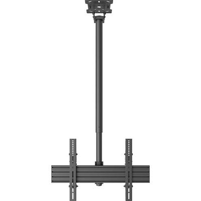 Kanto CM600 Telescopic Ceiling Mount- Black
