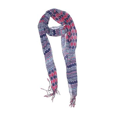 Scarf: Pink Print Accessories