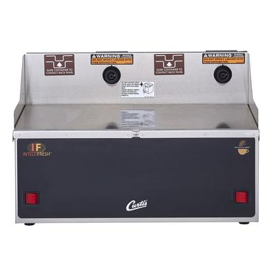 Curtis GEM5IFT Twin Coffee Satellite Warmer Stand w/ (3) Settings, 120v on Sale