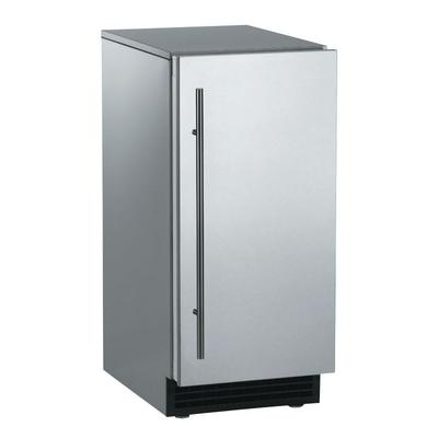 Scotsman SCCG50MB-1SS Undercounter Ice Maker - Top Hat, 65 lb, Gravity Drain