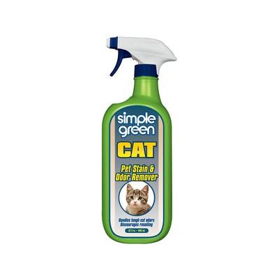 Simple Green Cat Stain & Odor Remover, 32-oz bottle