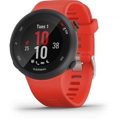 Garmin - Garmin Forerunner 45 - Lava Red GPS Running Watch