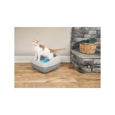 PetSafe Deluxe Crystal Cat Litter Box System