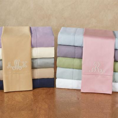 Hem Stitch Sheet Set, Full / Double, Wisteria