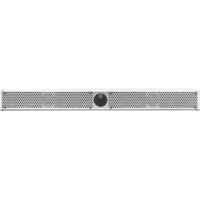 Wet Sounds STEALTH-10 ULTRA-HD-W Soundbar, White