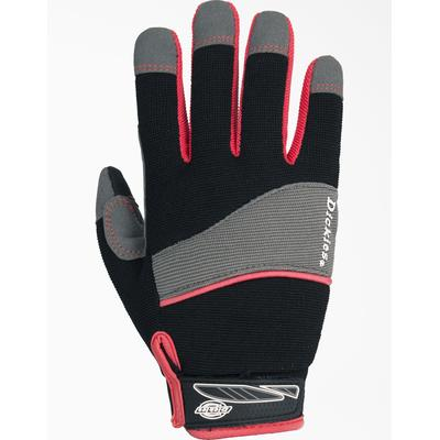 Dickies Women's Mechanics Gloves - Charcoal Gray Size M (L10220)