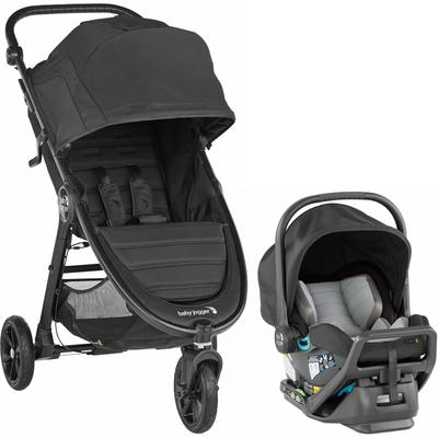Baby Jogger City Mini GT2 Travel System - Jet