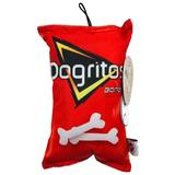 Ethical Pet Fun Food Dogritos Chips Squeaky Plush Dog Toy
