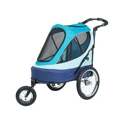 Petique - Petique All Terrain Dog & Cat Jogging Stroller, Sailboat