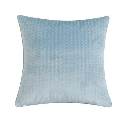Charlton Home Charlton Home Vierra Throw Pillow Cover X112387402 Color Light Blue From Wayfair Shefinds