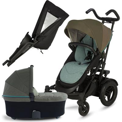 Micralite TwoFold Stroller + Bas...