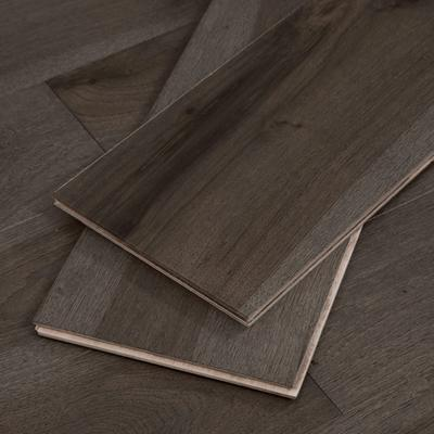 Hard Hickory Wood Flooring, Engineered Sample
