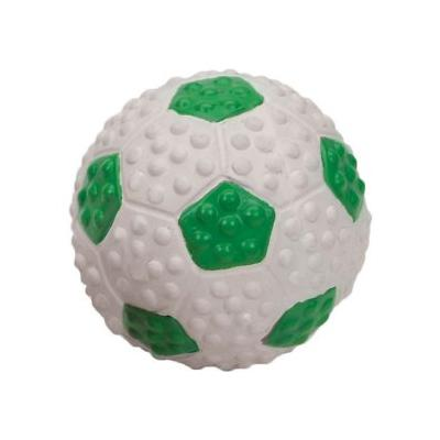 Li'l Pals - Li'l Pals Latex Soccer Ball Dog Toy, Green