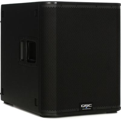 QSC KS118 3600W 18 inch Powered Subwoofer
