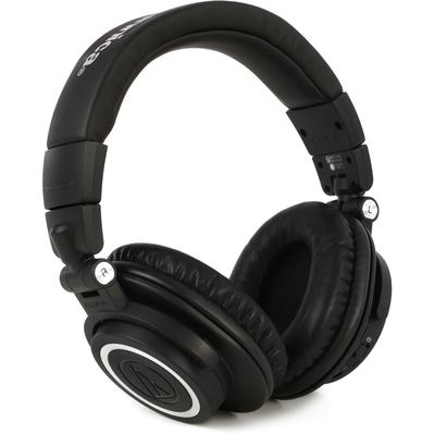 Audio-Technica ATH-M50xBT Closed...
