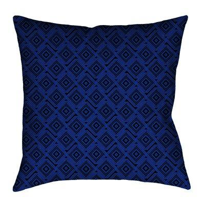 Latitude Run Avicia Throw Pillow Cover Material Faux Linen Polyester Polyfill Polyester Polyester Blend Cotton In Blue Size 16 X 16 Wayfair Shefinds
