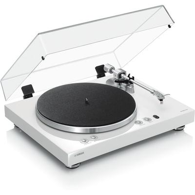 Yamaha TT-N503 (WH) MusicCast turntable, white