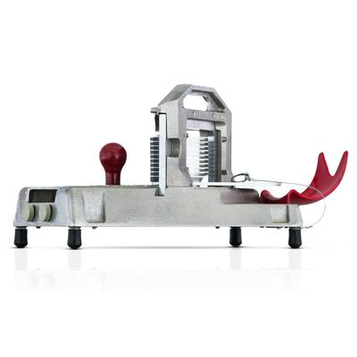 Prince Castle 943-B Tomato Saber Manual Slicer w/ (9) Blades & Hand Guard on Sale