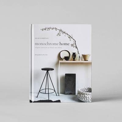 Bloomist Monochrome Home Book